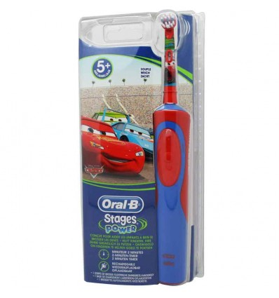 Oral B Cepillo infantil stages power cars