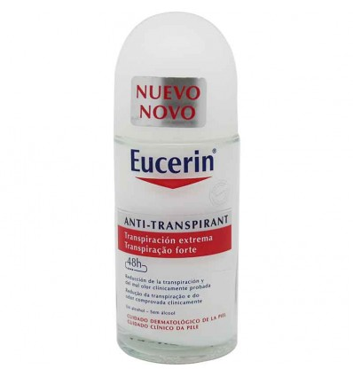 Eucerin Desodorante Antitranspirante Roll On 48 horas