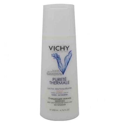 Vichy Leche Desmaquillante suave 200 ml