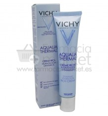 Vichy Aqualia Thermal Crema Rica Tubo 40 ml oferta