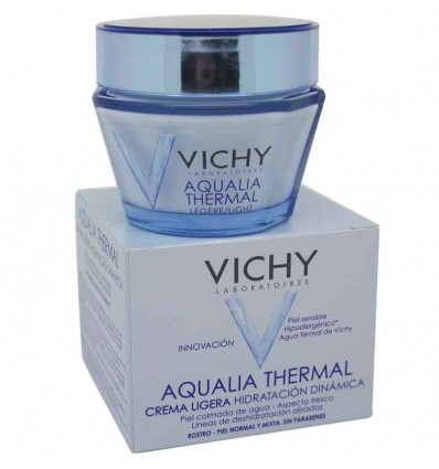 Vichy Aqualia Thermal Crema Ligera Tarro 50 ml