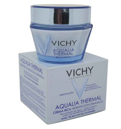 Vichy Aqualia Thermal Crema Rica Tarro 50 ml