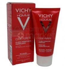 Vichy Homme Code Purete Fluido Hidratante 50 ml