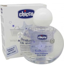 Chicco Agua Perfumada Sin Alcohol 100 ml