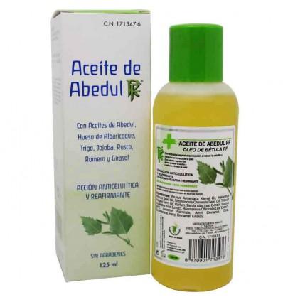 Rueda Farma Aceite de Abedul 125 ml