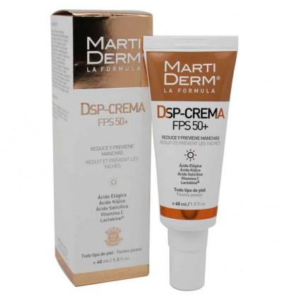 Martiderm Crema Despigmentante Fps 50 40 ml