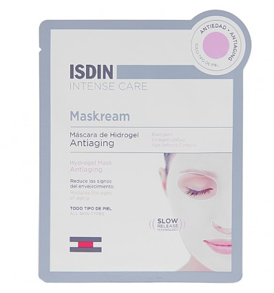 Isdin Maskream Antiaging Mascarilla de Hidrogel