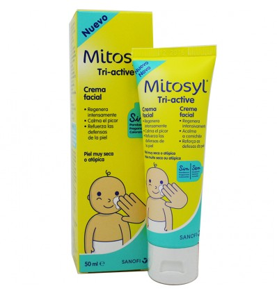 Mitosyl Triactive Crema facial 50 ml