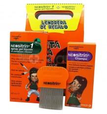 Neositrin Pack Ahorro Gel Champu Liendrera