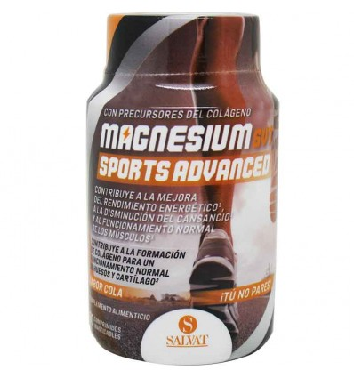 Magnesium Svt sports advanced 60 comprimidos