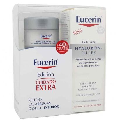 Eucerin Hyalluron Filler fluido oferta pack