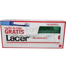 Lacer Gel dentifrico 125 ml