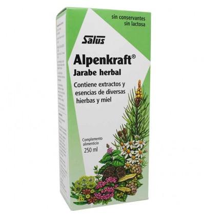 Alpenkraft Jarabe Herbal 250 ml