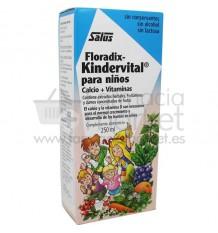 Floradix Kidervital 250 ml oferta