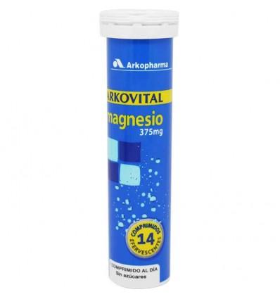 Arkovital Magnesio 14 comprimidos