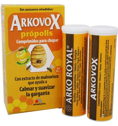 Arkovox 24 compirmidos