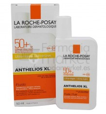 Anthelios XL Fluido Ultraligero SPF50 50 ml