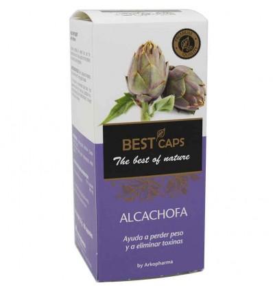 Best Caps Alcachofa 80 capsulas Arkopharma