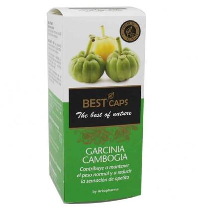 Best Caps Garcinia Cambogia 80 capsulas Arkopharma