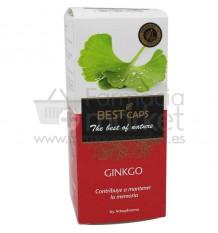 Best Caps Ginkgo Biloba 80 capsulas Arkopharma