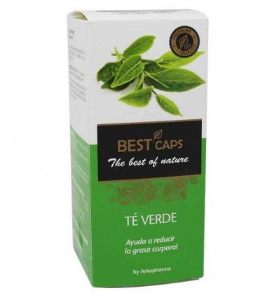 Best Caps Te Verde 80 capsulas Arkopharma