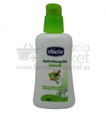 Chicco Antimosquitos Gel Ahuyentador 60 ml