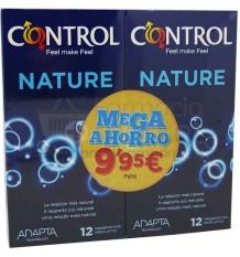 Preservativos Control Nature Duplo Promocion