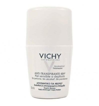 Vichy Desodorante Piel Sensible Depilada 50 ml