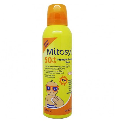 Mitosyl Protector Solar Niños 50 Spray 150 ml