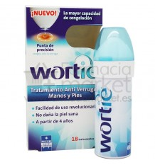 Wortie Tratamiento Antiverrugas Manos y Pies