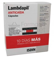 Lambdapil 60 Capsulas Promocion