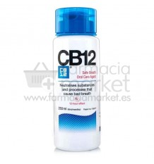 Cb12 Menta Mentol 250 ml
