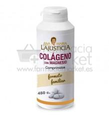 Ana Maria Lajusticia Colageno con Magnesio 450 Comprimidos Familiar