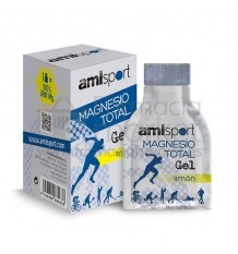Amlsport Magnesio Total Gel 12 Sobres