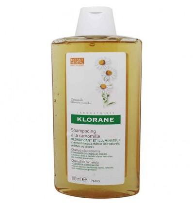 Klorane Champu Camomila 400 ml