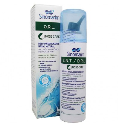 Sinomarin ORL 200 ml spray jet dinamico