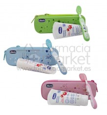 Chicco Set Dental Estuche Pasta Cepillo