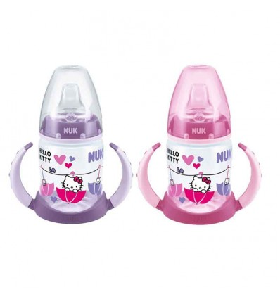 Nuk Biberon Entrena Hello Kitty 150 ml