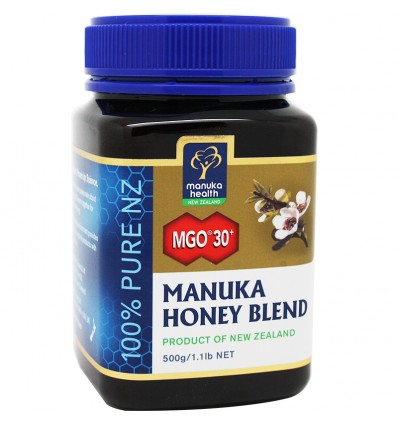 Miel de Manuka Honey Mgo 30 500 gramos