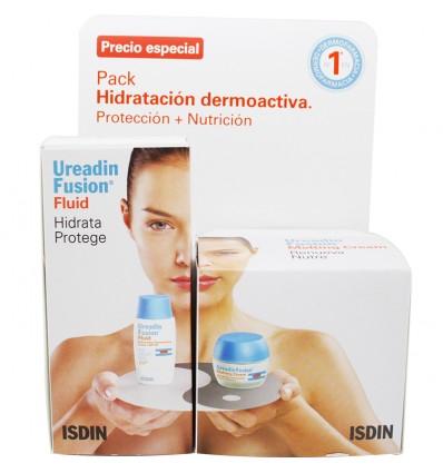 Ureadin Pack Fusion Fluid Melting Cream