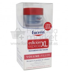 Eucerin Volume Filler Dia Normal Mixta Pack Promocion