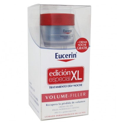 Eucerin Volume Filler Dia Normal Mixta Pack Promocion