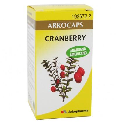 Arkocapsulas Cranberry 50 arkocaps