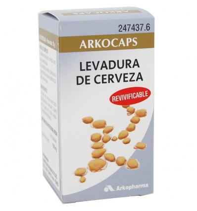 Arkocapsulas Levadura de Cerveza 48 Arkocaps