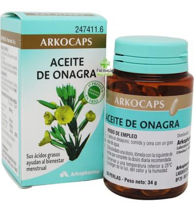 Arkocapsulas Aceite de Onagra 50 Capsulas