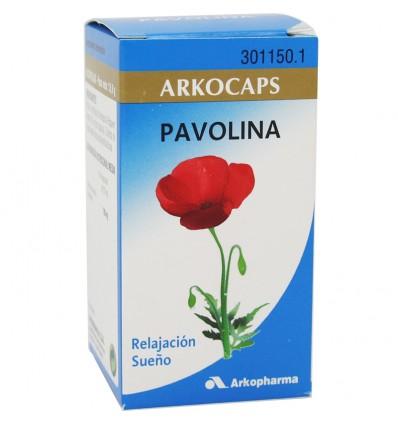 Arkocapsulas Pavolina 48 Arkocaps