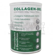 Collagen Bel 500 gramos Fresa Nutribel oferta