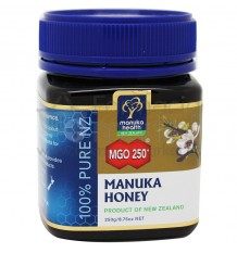 Miel de Manuka Honey mgo 250 250 gramos