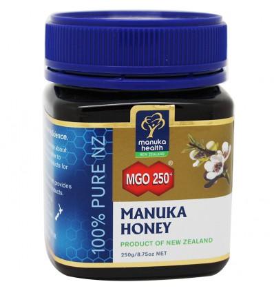 Miel de Manuka Honey mgo 250 250 gramos