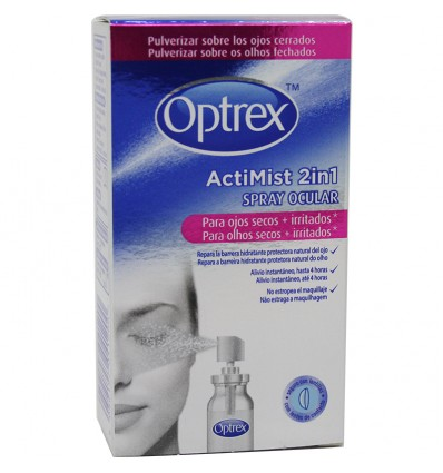Optrex Actimist Ojos Secos Spray 10 ml